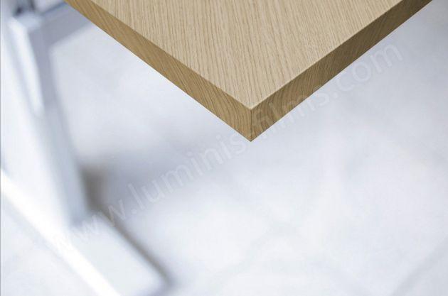 Adhésif décoratif bois chêne pâle