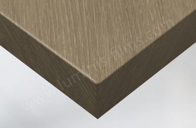 Adhésif décoratif bois hêtre gris. Luminis Films