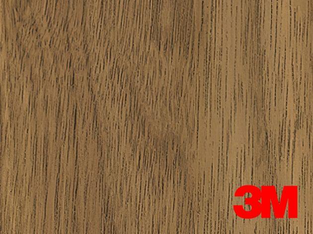 Revêtement décoratif DI NOC 3M effet bois médium. Luminis Films
