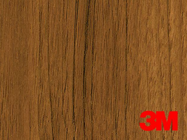 Revêtement décoratif DI-NOC 3M effet bois miel. Luminis Films