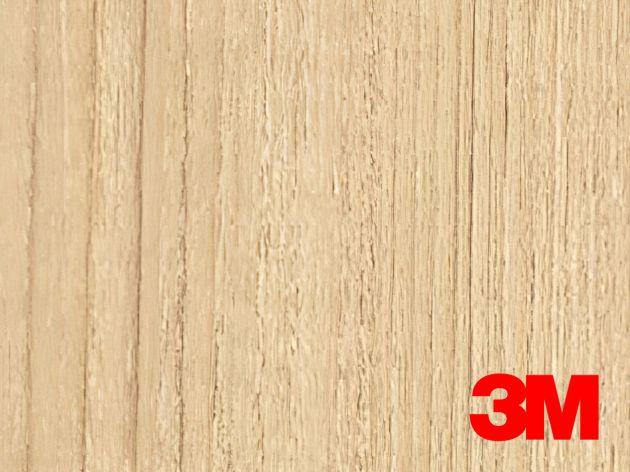 Revêtement décoratif DI-NOC 3M effet chêne clair. Luminis Films