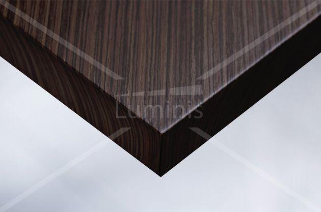 Papier adhésif ton bois wapa rouge. Luminis Films