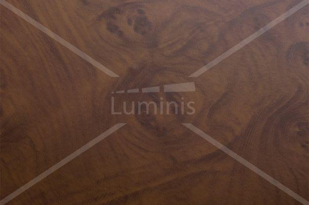 Revêtement adhésif bois ronce de noyer. Luminis-Films