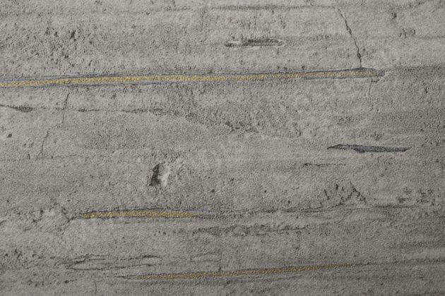 Revêtement adhésif bois gris et or. Luminis Films