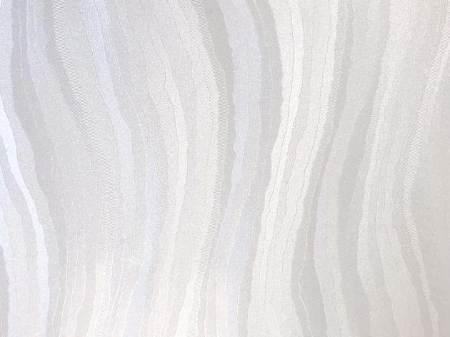 Adhésif décoratif hologramme blanc à vagues. Luminis Films