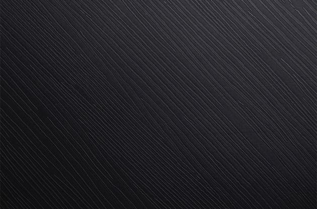 Papier adhésif meuble bois noir. Luminis Films