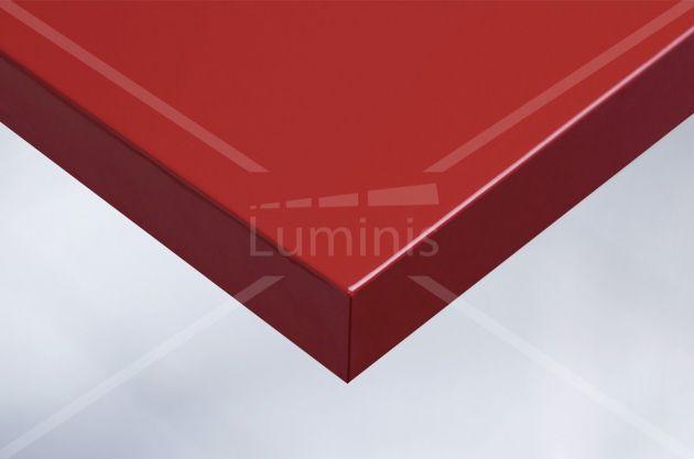 Film vinyl rouge laqué. Variance Auto