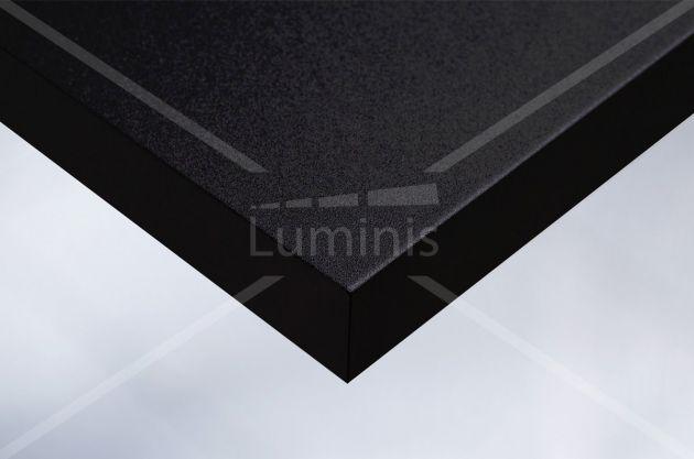 Revêtement décoratif noir mat
