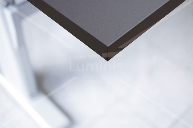 Vinyl adhésif mokka grisé mat. Luminis-Films