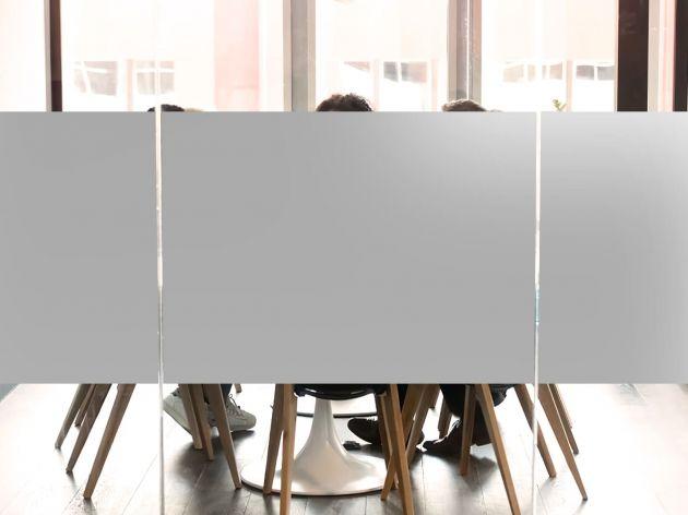 Film opacifiant gris mat. Luminis Films