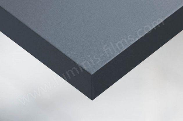 Adhésif décoratif bleu horizon mat. Luminis-Films