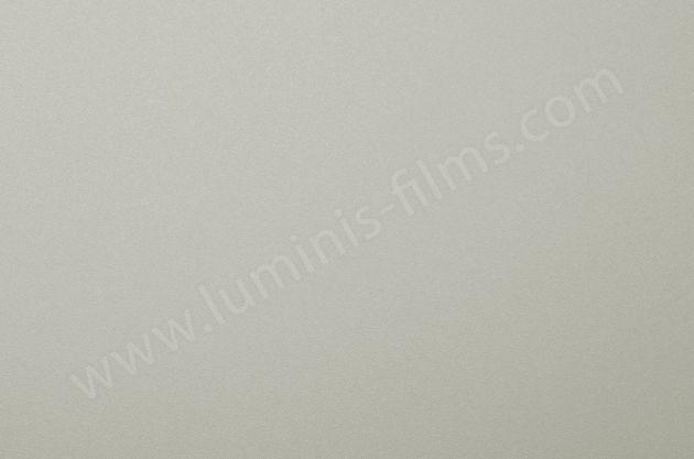 Revêtement adhésif gris clair mat. Luminis-Films