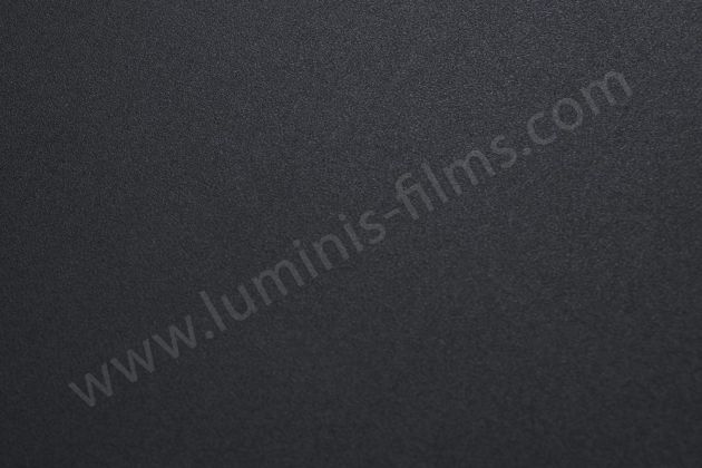 Revêtement autocollant gris anthracite mat. Luminis-Films