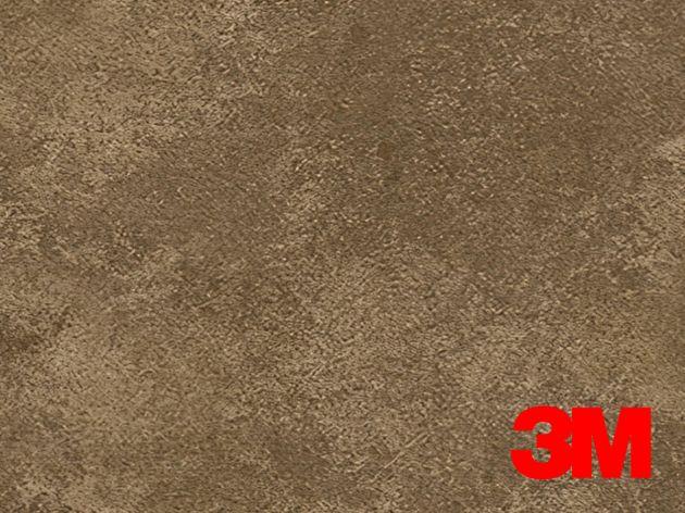 Revêtement décoratif DI NOC 3M effet métal cuivré. Luminis Films