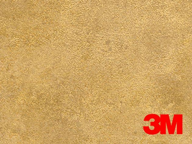 Revêtement décoratif DI-NOC 3M effet métal doré. Luminis Films