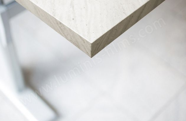 Adhésif décoratif granit clair