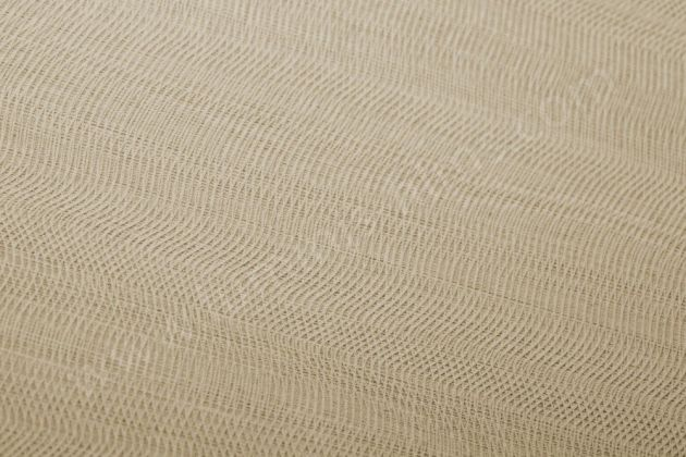 Revêtement décoratif imitation tissu beige. Luminis Films