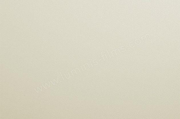 Revêtement mural blanc cassé mat. Luminis-Films