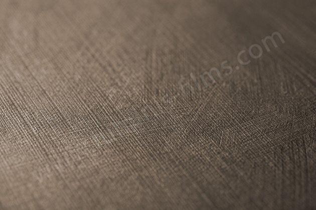 Revêtement décoratif tissu marron brossé. Variance Auto