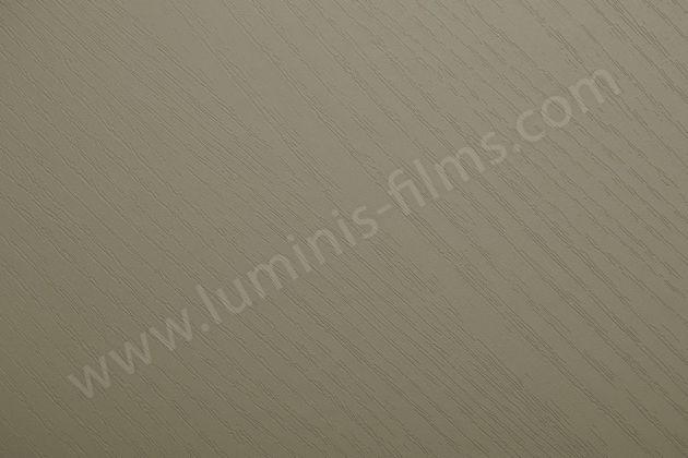 Revêtement décoratif effet bois gris. Luminis Films