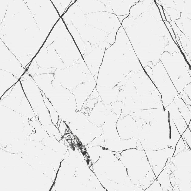 Rouleau adhésif marbre blanc mat contrasté. Luminis Films