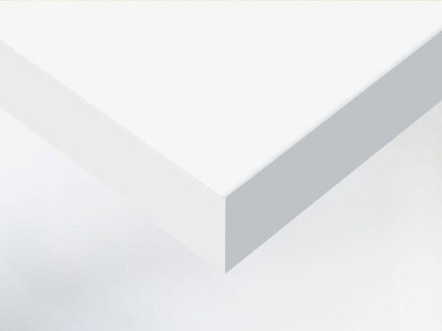 Adhésif décoratif blanc ultramat. Luminis Films