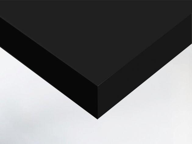 Adhésif décoratif noir ultramat. Luminis Films