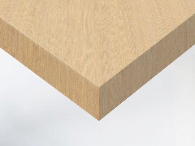 Adhésif décoratif effet bois beige naturel. Luminis Films
