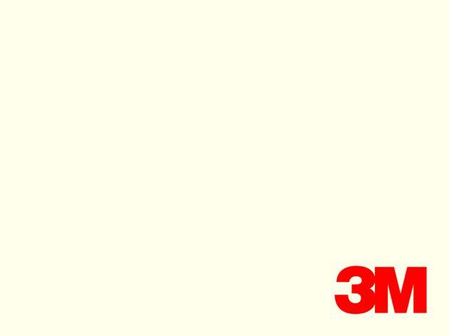 Revêtement décoratif DI NOC 3M couleur blanc mat. Luminis Films