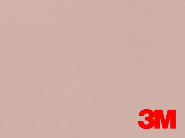 Revêtement décoratif DI NOC 3M couleur rose poudré. Luminis Films