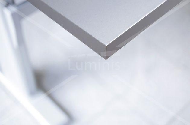 Revêtement mural aluminium lisse