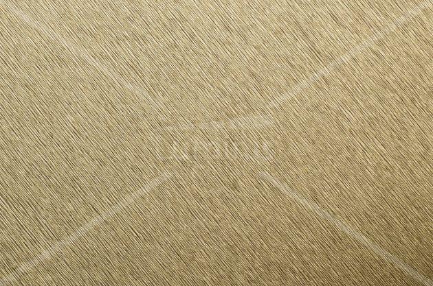 Revêtement décoratif or brossé. Luminis Films