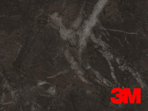 Revêtement décoratif DI NOC 3M effet marbre noir. Variance Auto