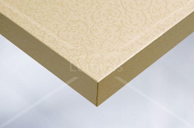 Décoration meuble doré arabesque. Luminis Films