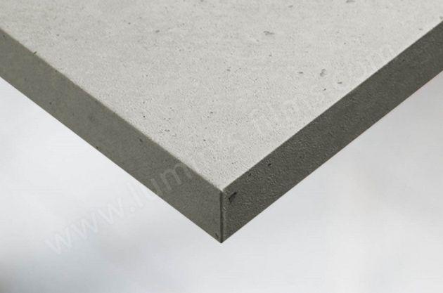 Adhésif décoratif béton gris clair