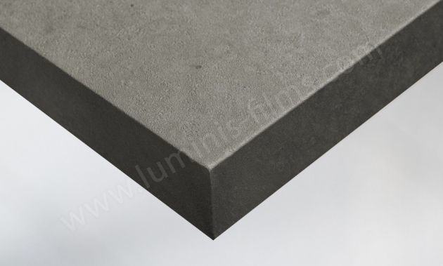 Revêtement adhésif béton gris foncé. Luminis Films