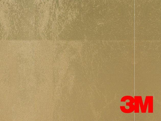Revêtement décoratif DI-NOC 3M effet feuille d'or. Luminis Films