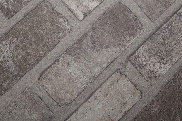 Revêtement adhésif briques grises. Luminis Films
