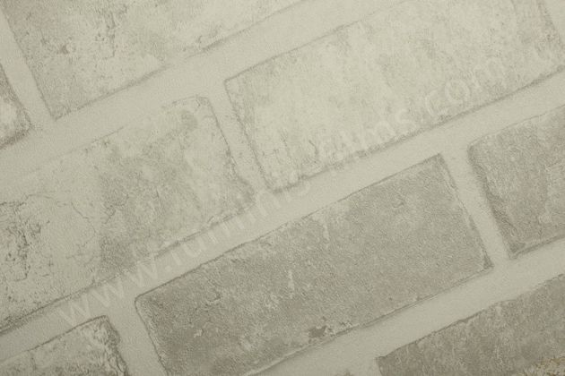 Revêtement mural effet briques claires. Luminis Films