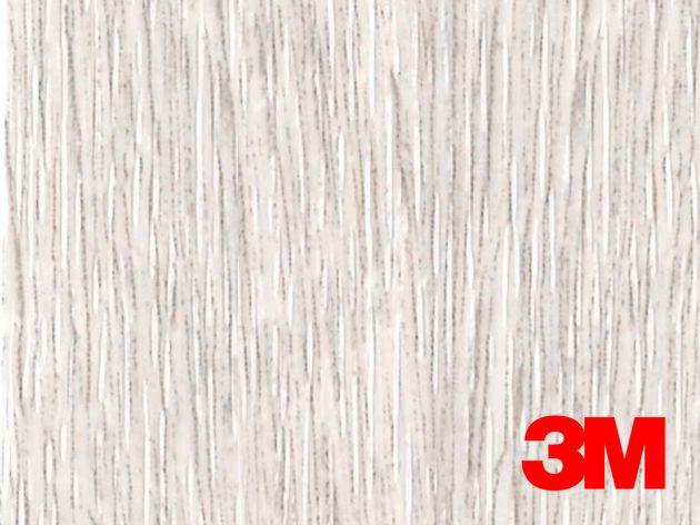 Revêtement décoratif DI-NOC 3M effet bois blanc naturel. Luminis Films