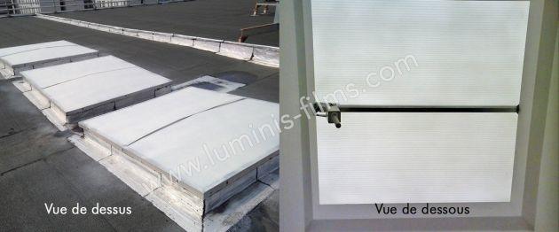 Laque solaire blanc mat (5l). Variance Auto
