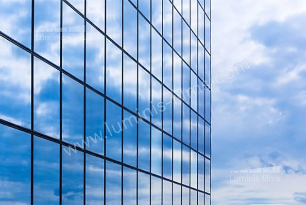 Film solaire réfléchissant longue durabilité. Luminis-Films