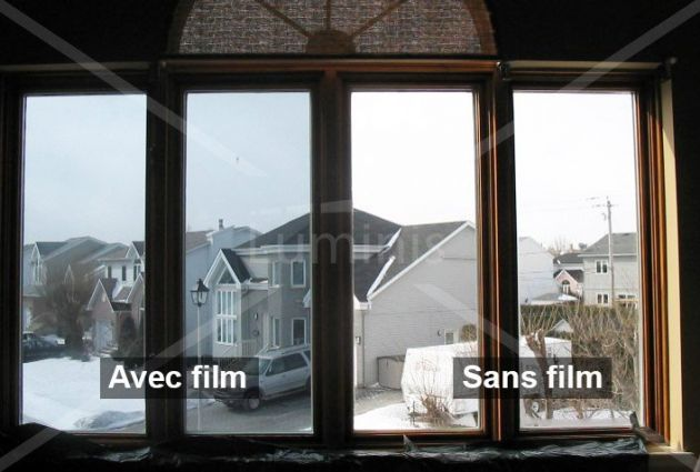 Film isolant anti froid métallisé