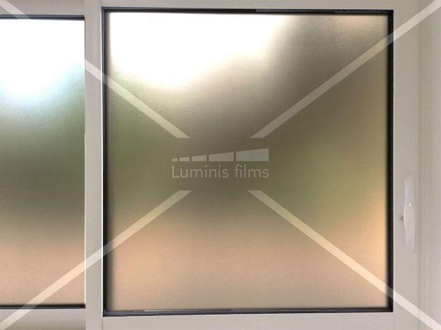 Film dépoli translucide. Luminis-Films