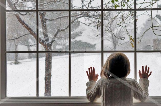 Film isolant anti froid clair