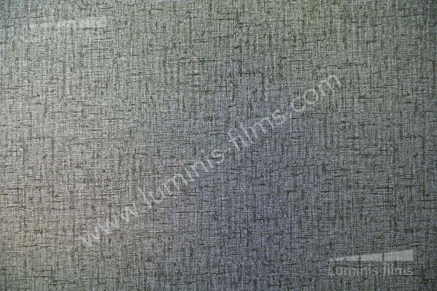 Tissu statique pour vitre gris. Luminis-Films