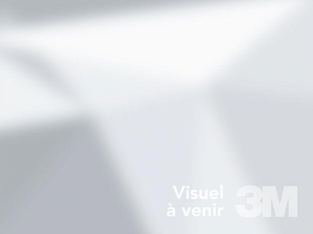 Film décoratif Fasara 3M dégressif croisillons argentés. Luminis Films