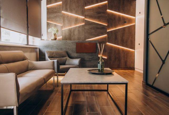 Le bois, une matière aux multiples nuances. Luminis Films
