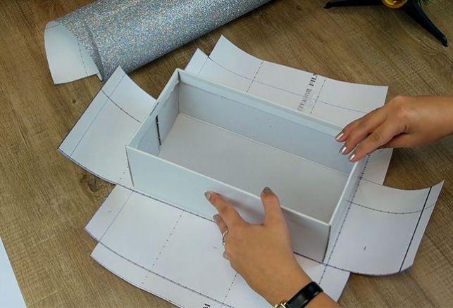 DIY : créez une boîte à cadeaux originale et unique . Luminis Films
