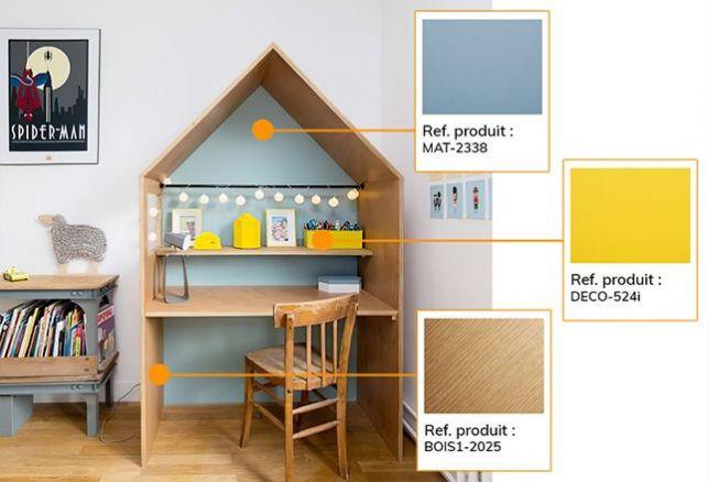 Comment organiser un espace bureau dans la chambre de mon enfant ?. Luminis Films